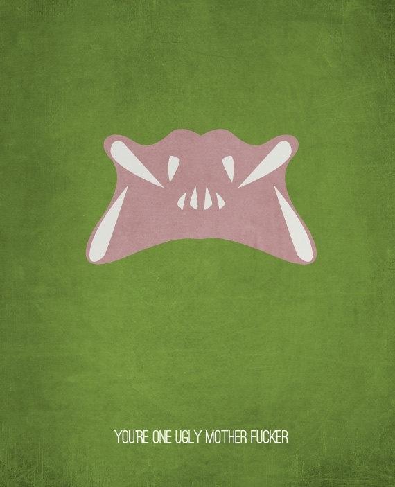 20131209 101322 Arnold Minimalist Posters